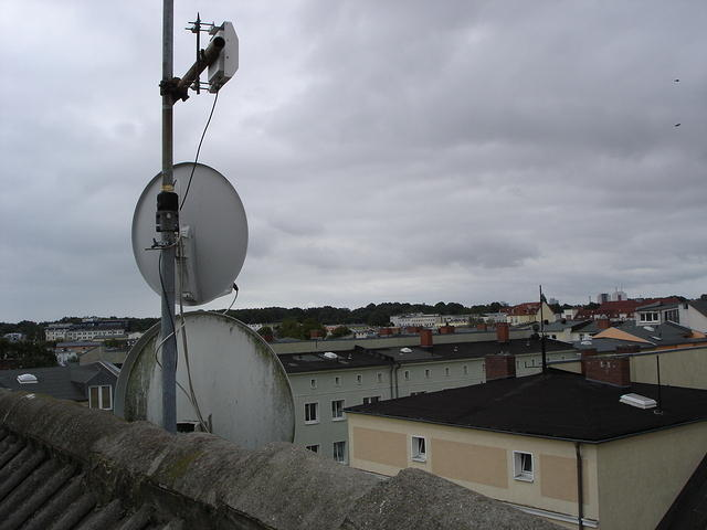 Antenneninstallation