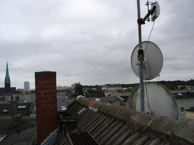 Antenneninstallation II
